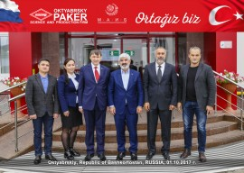 2017.10.01 GENAR Company, Turkish Petroleum, International Association Islamic Business